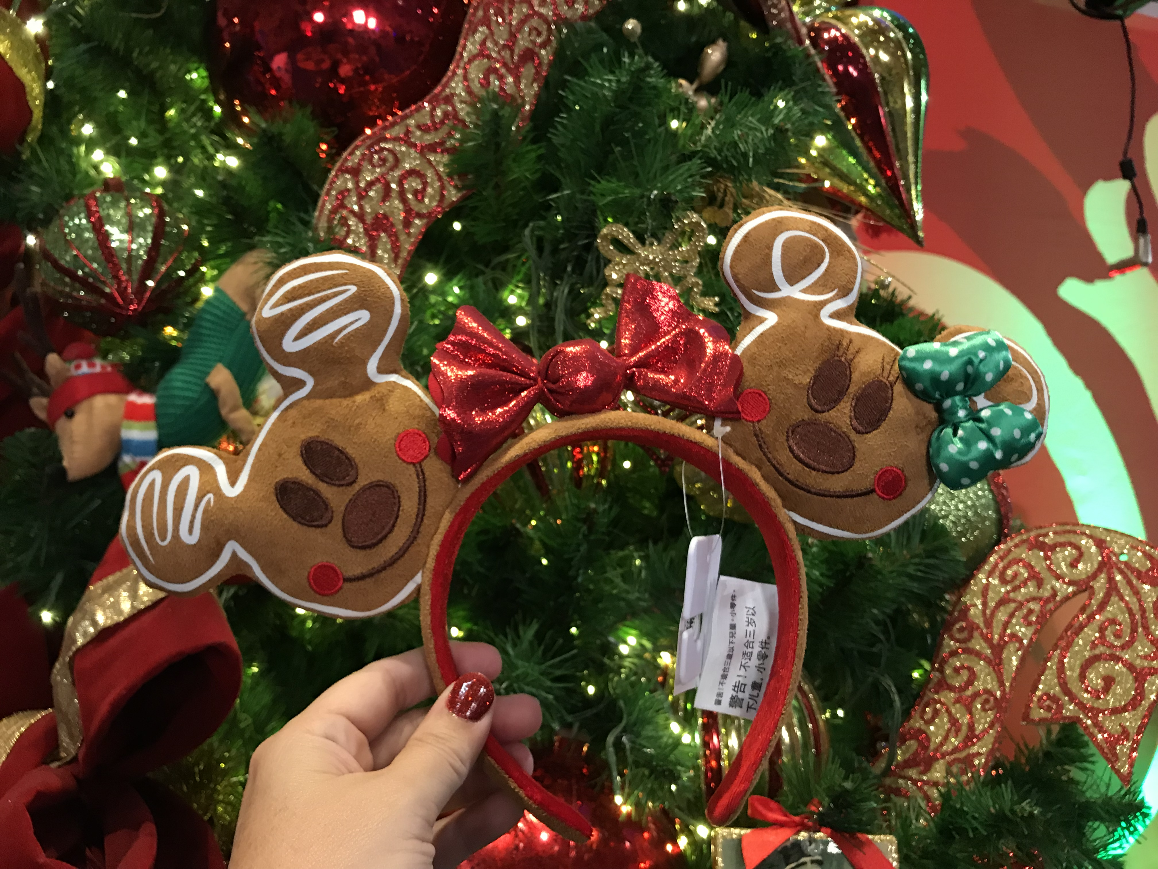 Fabulous Disney Holiday Merchandise Revealed At Disney's Christmas In July 5