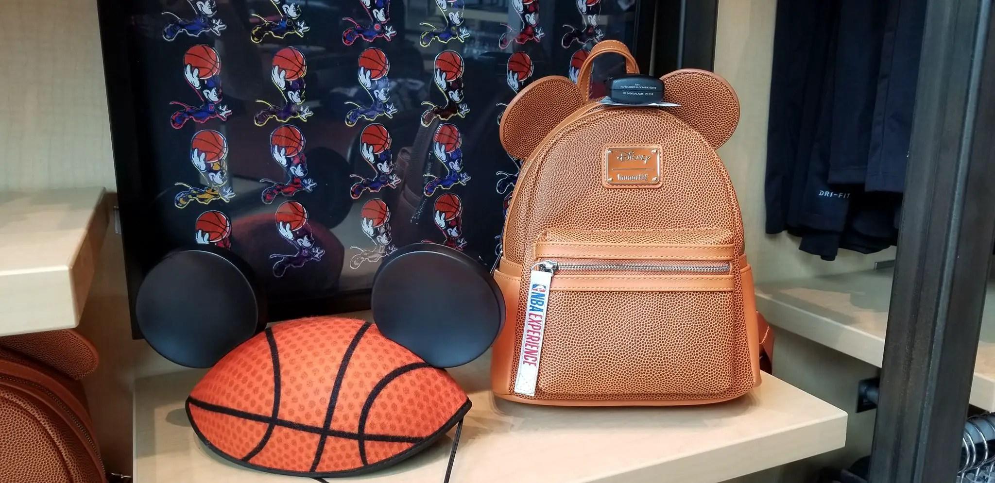 NBA Experience Merchandise
