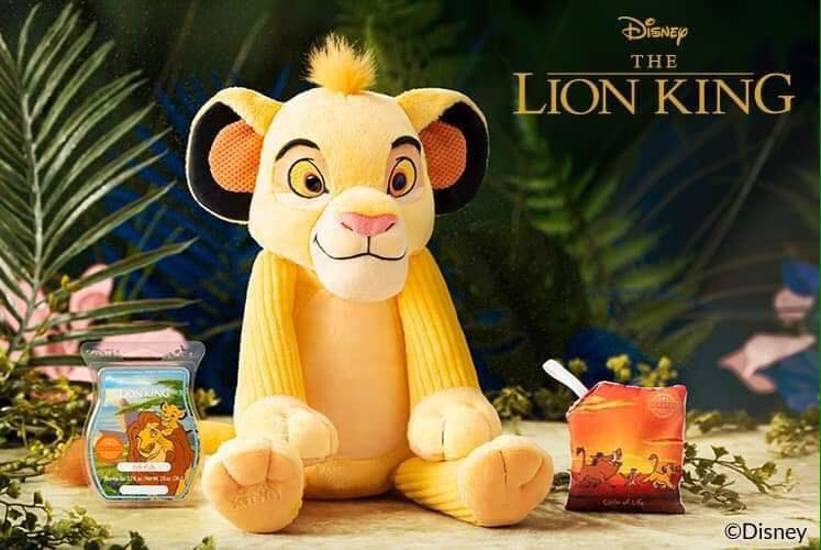 The New Lion King Scentsy Collection Is Wildly Adorable
