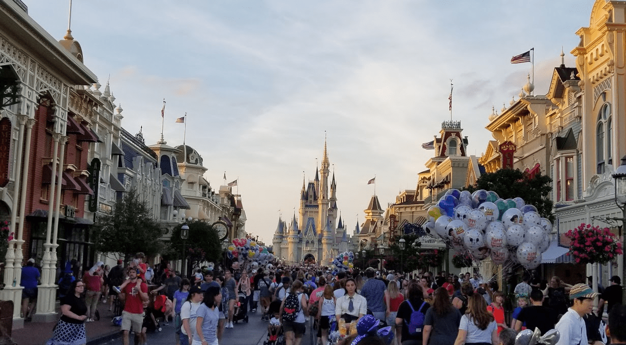 Man Claims Millennials Shouldn't Be Able To Go To Disneyland