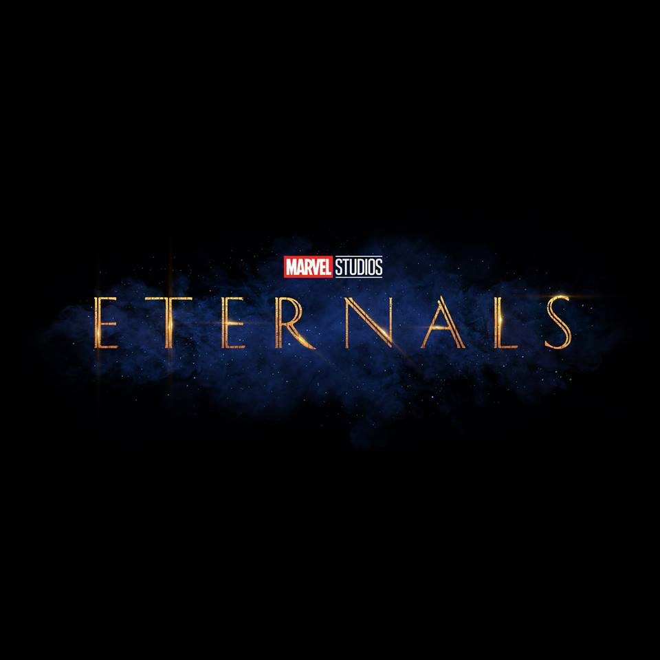Marvel Studios' THE ETERNALS In theaters November 6, 2020