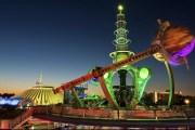 Astro Orbiter at Disney's Magic Kingdom is Stuck on Earth Temporarily