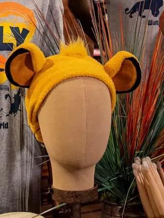 New Lion King Scavenger Hunt and Merchandise at Disney's Animal Kingdom 2