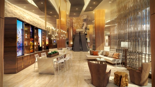 New JW Marriott Only 9 Minutes from Disneyland