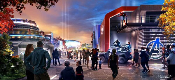 Close up look at the changes coming to the Disney Parks at the D23 Expo 2