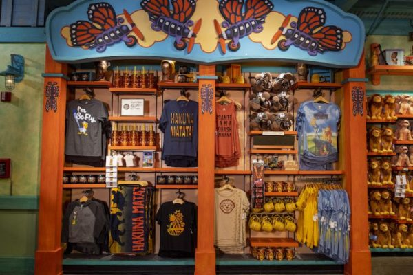 New Lion King Scavenger Hunt and Merchandise at Disney's Animal Kingdom 3