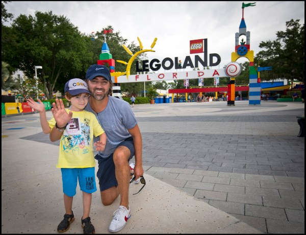 Father and Son Visit All LEGOLAND Theme Parks Around the World 3