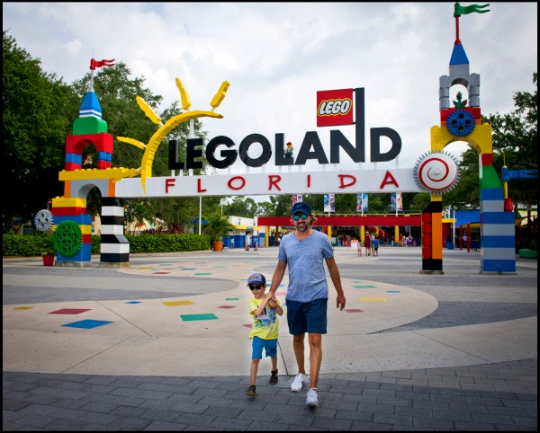 Father and Son Visit All LEGOLAND Theme Parks Around the World 2