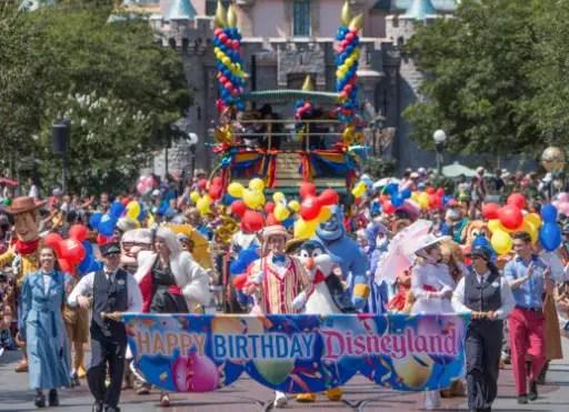 Disneyland Resort to Celebrate 64 Years of Magic Today!