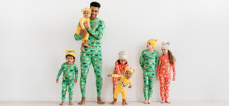 Lion King Pajamas For the Whole Family by Hanna Andersson