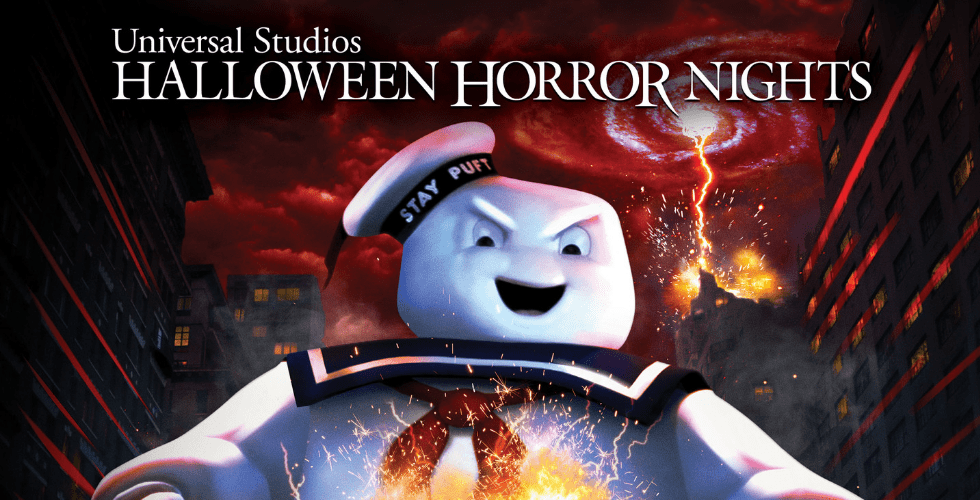 Universal Studios Welcomes Ghostbusters For The First Time Ever To Halloween Horror Nights