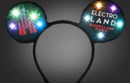 Disneyland Paris' Electroland Merchandise and Programme Released!