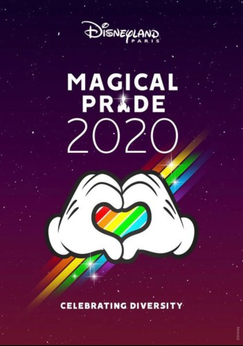 Magical Pride Returning to Disneyland Paris in 2020! 1