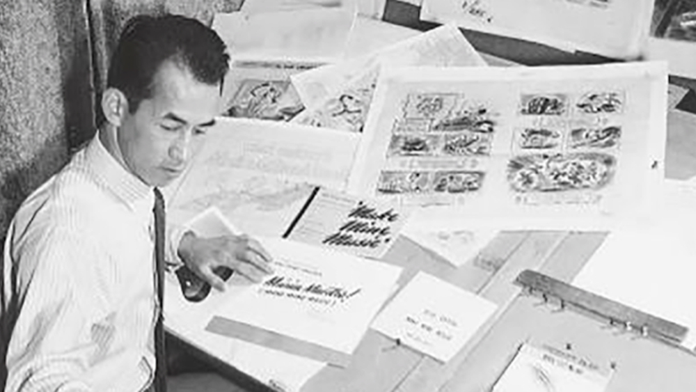 Disney Animator Milton Quon dies at 105
