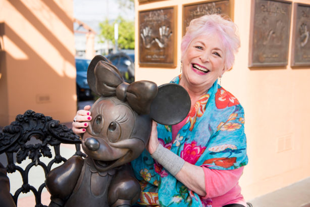 Acclaimed voice actor and Disney Legend Russi Taylor passed away in Glendale California