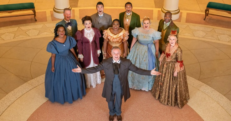 Voices Of Liberty To Perform The Disney Songbook At Epcot's Festival Of The Arts