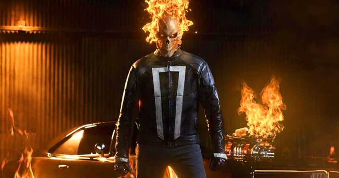 Marvel Announces New Ghost Rider Comic Book Series