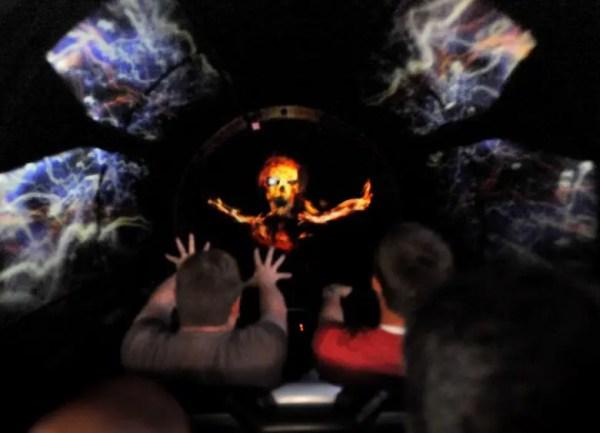 Hyperspace Mountain To Continue Through Halloween