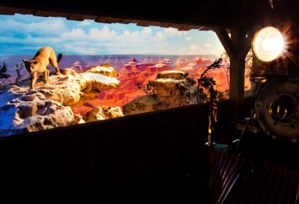 Travel Across the USA without ever leaving Disneyland Resorts. 5
