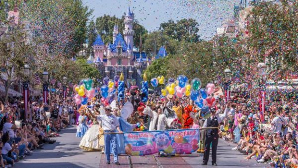 Travel Across the USA without ever leaving Disneyland Resorts. 13