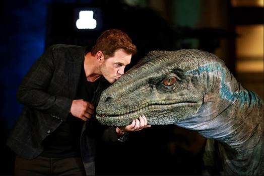 """Universal Studios Hollywood Marks the Grand Opening of """"Jurassic World—The Ride"""" with a Star-Studded Celebration 3"""