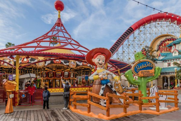 Travel Across the USA without ever leaving Disneyland Resorts. 6