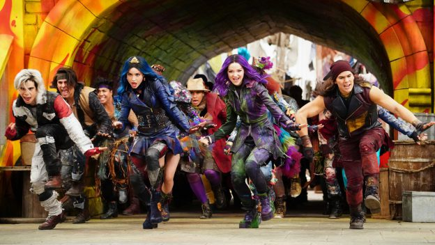 Get Your Groove On With The DescenDANCE Party Coming Soon To Disney Springs