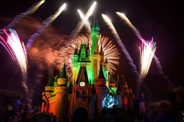 New Fireworks, Attractions and More at Mickey's Not-So-Scary Halloween Party 1