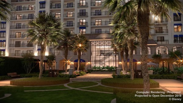 New Details Released for Disney's Riviera Resort