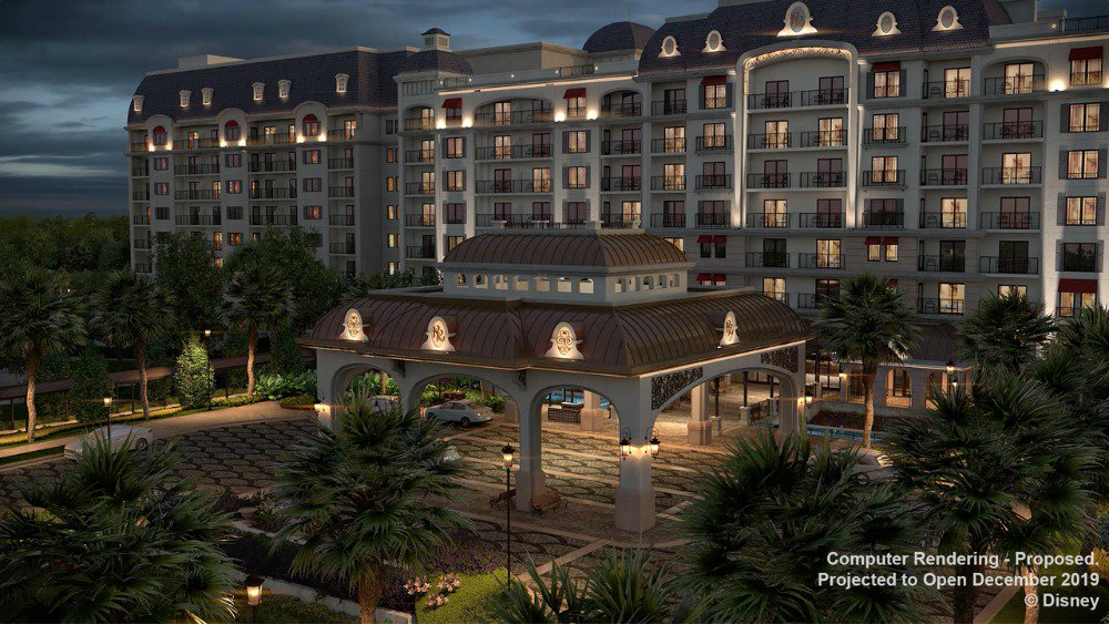 New Details Released for Disney's New Riviera Resort