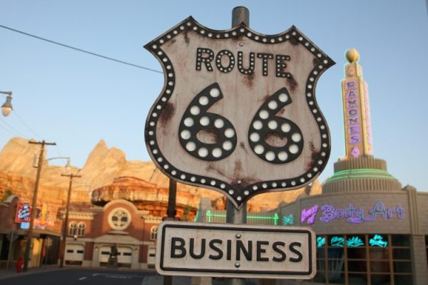 Travel Across the USA without ever leaving Disneyland Resorts. 7