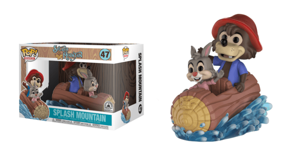 New Splash Mountain Funko Pop! Collection Is Splashing Down 2