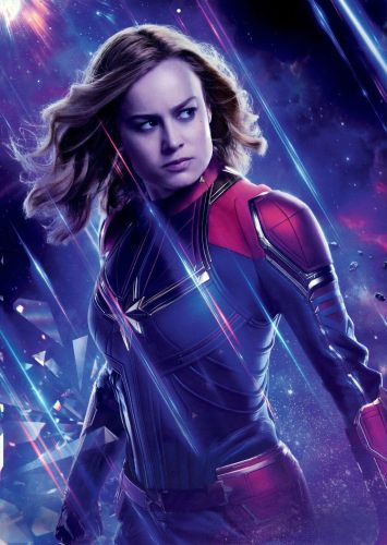 'Captain Marvel 2' Announced By Marvel Studios During Comic Con 3