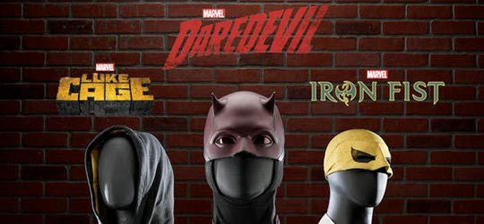 Marvel Hosting Auction for Props and Costumes From Cancelled Netflix Shows