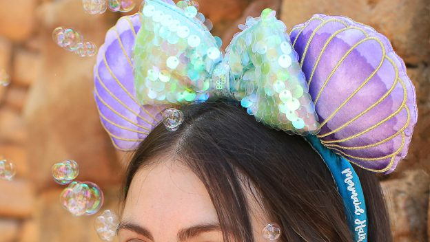 The Little Mermaid 30th Anniversary Merchandise Is The Bubbles 2