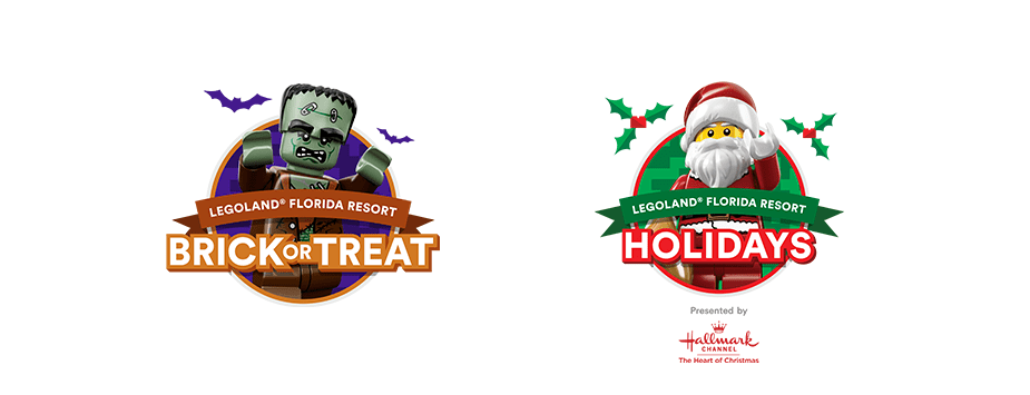 LEGOLAND Florida Announces Event Details for a Fun-Filled Holiday Season With Brick or Treat and Holidays Presented by Hallmark Channel