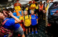LEGOLAND Florida Resort and Frontier Airlines Surprise Passengers with Free Theme Park Admission and Flight Vouchers
