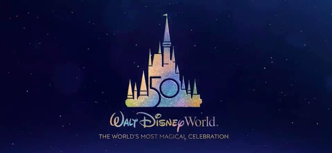 Party In The Parks And New Logo For Walt Disney World's 50th Anniversary!