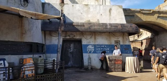 Check Out This Star Wars: Galaxy's Edge Photo Tour 3