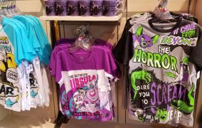 Scare Up Some Style With The Disney Villains Pulp Magazine Tees