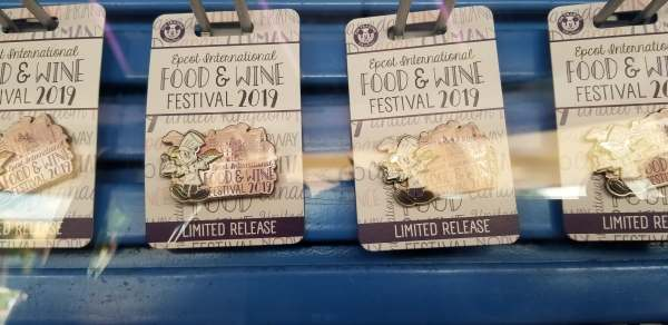 2019 Epcot Food and Wine Festival Pins Released! 4