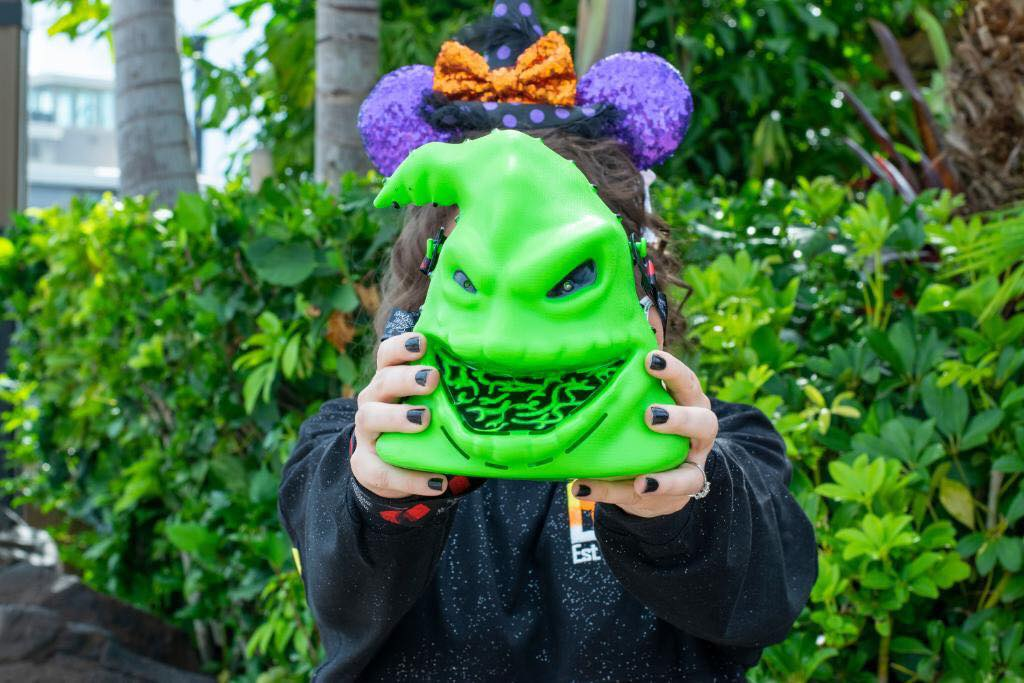The Oogie Boogie Popcorn Bucket is Back and Better Than Ever