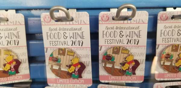 2019 Epcot Food and Wine Festival Pins Released! 5