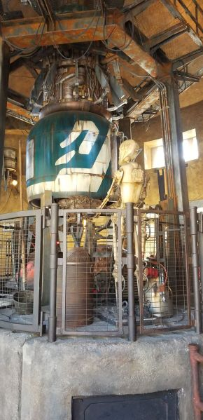 Check Out This Star Wars: Galaxy's Edge Photo Tour 24
