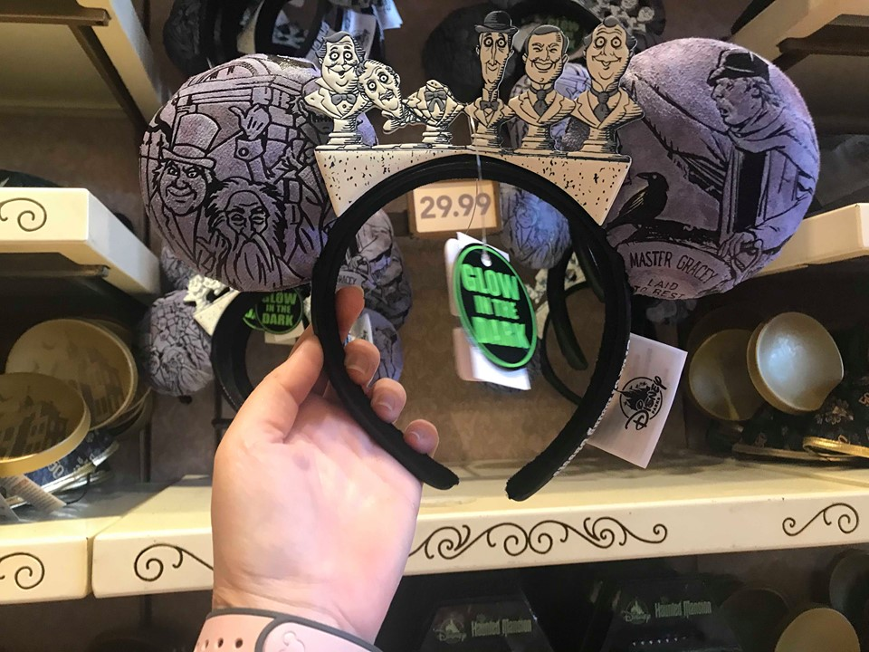 New Haunted Mansion Ears