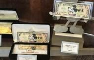 Limited-Edition Silver Disney Dollar Available In Walt Disney World