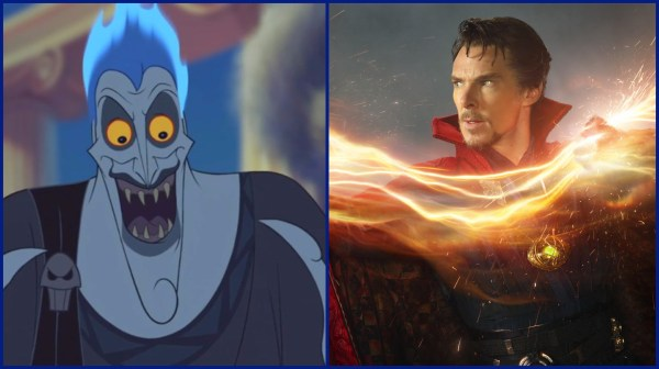 Disney Rumored to be Eyeing Benedict Cumberbatch for Hades in Live-Action 'Hercules' 1