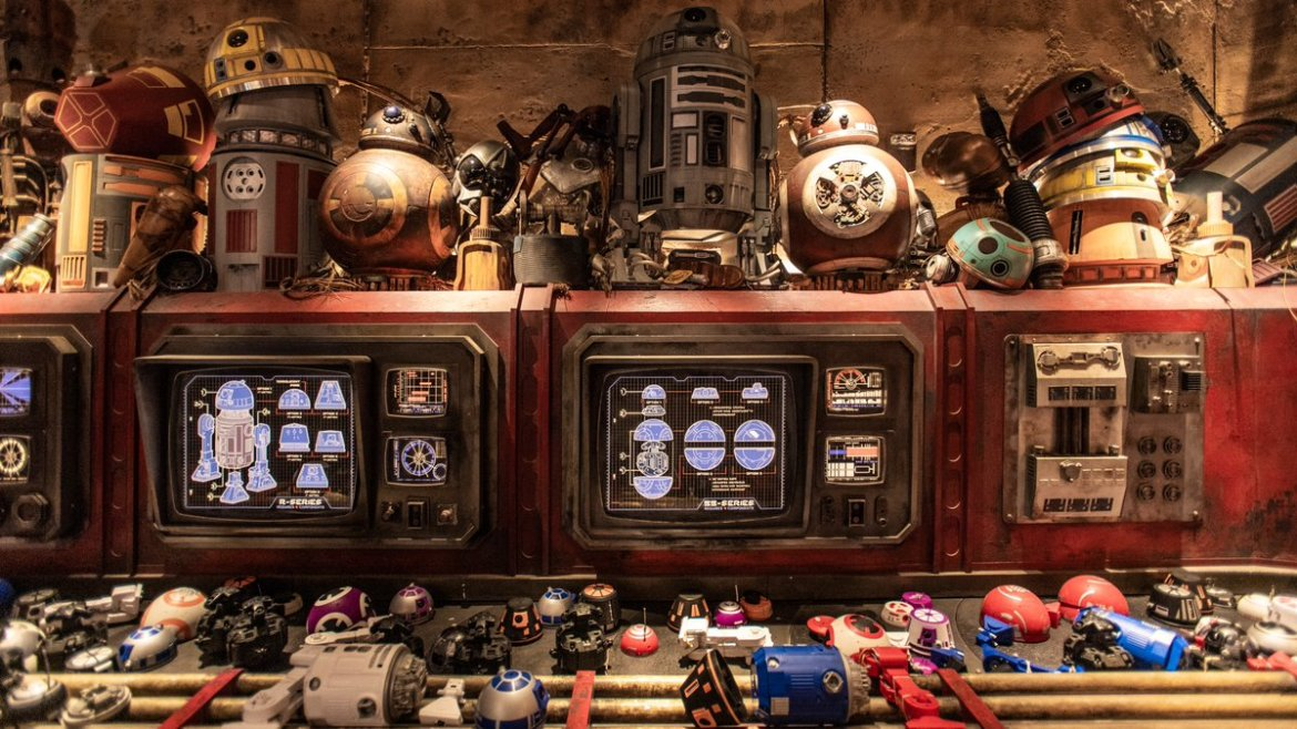 Reservations For Droid Depot Now Open For Disneyland's Star Wars: Galaxy's Edge
