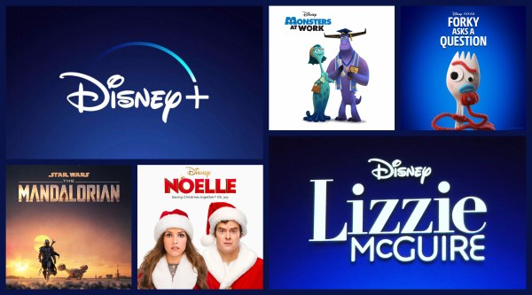Recap of Exclusive Content Coming to Disney+ from D23 Expo 1