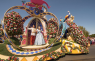 Festival of Fantasy Parade Starts at 2 pm from August 16th